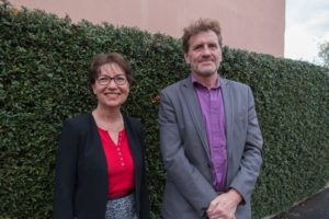 Jean Claude Potier et Catherine Perrotin-Raufaste