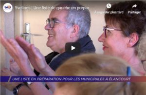 TV78 et Réinventons Elancourt